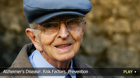 Alzheimer's Disease: Risk Factors, Prevention