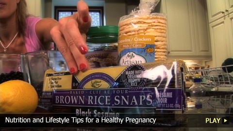 Nutrition and Lifestyle Tips for a Healthy Pregnancy