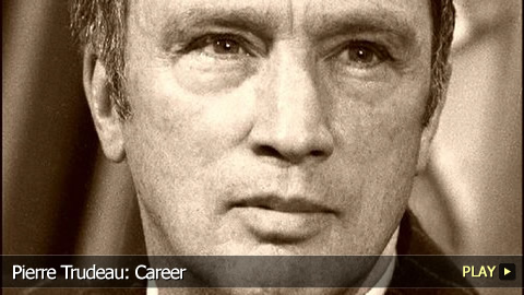 The Life of Pierre Elliott Trudeau By John English