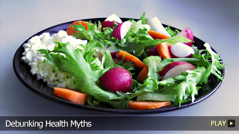 Debunking Health Myths
