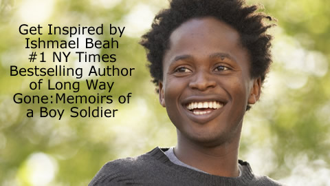 Interview with Ishmael Beah