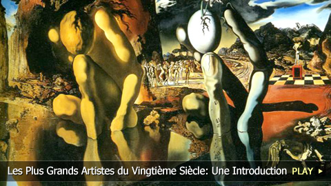 Les Plus Grands Artistes du Vingtime Sicle: Une Introduction