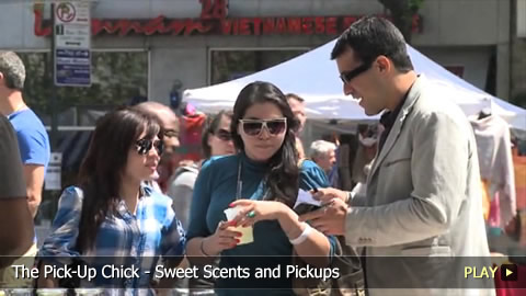 The Pick-Up Chick - Sweet Scents and Pickups (S3 Ep2)