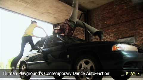 Human Playground's Contemporary Dance Auto-Fiction