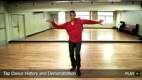 Tap Dance Demonstration and History