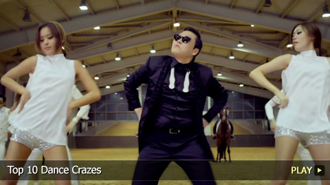 Top 10 Dance Crazes