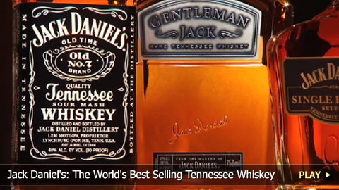 Jack Daniel's: The World's Best Selling Tennessee Whiskey