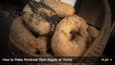 How to Make Montreal-Style Bagels at Home