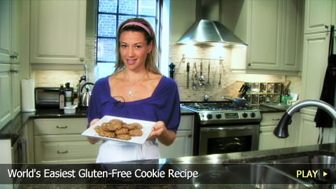 World's Easiest Gluten-Free Cookie Recipe