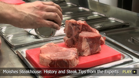Moishes Steakhouse: History and Steak Tips from the Experts
