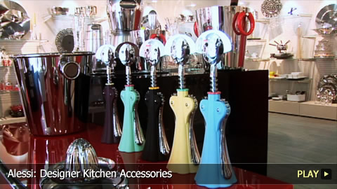 Alessi: Designer Kitchen Accessories