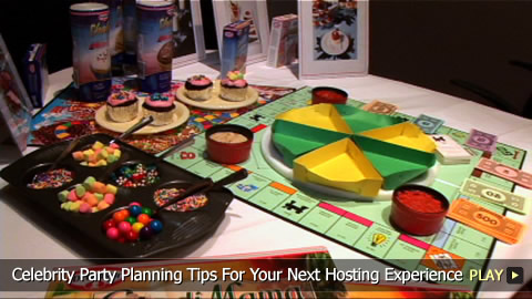 Celebrity Party Planning Tips For Your Next Hosting Experience