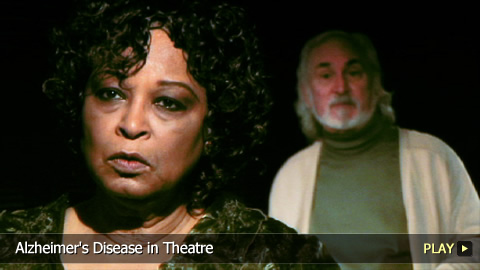 Alzheimer's Disease in Theatre