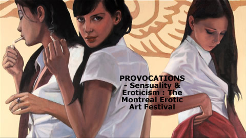International Erotic Art Exhibition Tour