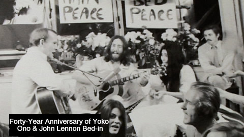 Imagine: The Peace Ballad of John & Yoko