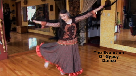 The Evolution of Gypsy Dancing