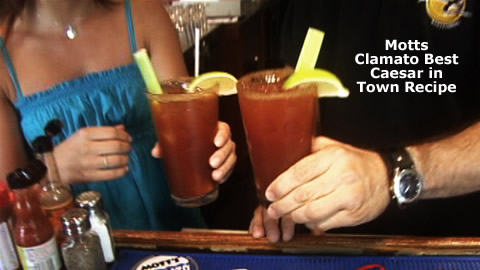 How To Make Tequila Caesar