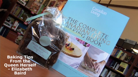 The Essentials of Home Baking With Elizabeth Baird