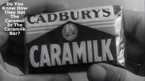 Caramilk: One Of Life's Sweet Mysteries