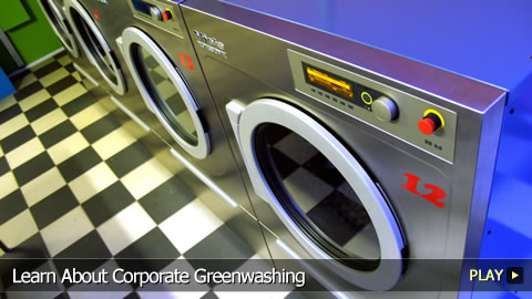 Learn About Corporate Greenwashing