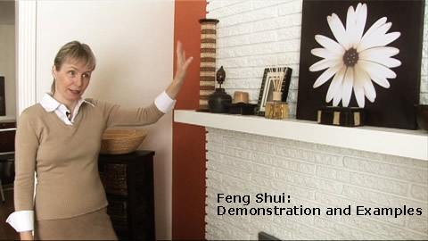 Feng Shui Examples and Demonstration