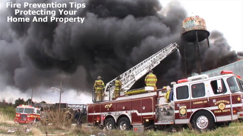 Safety and Fire Prevention Tips Part 1