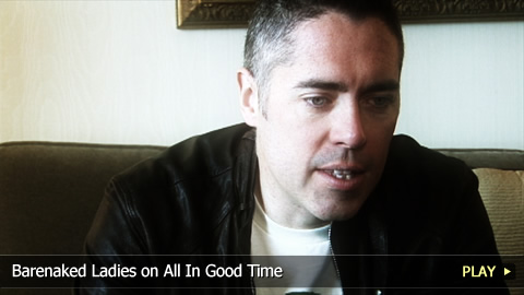 Barenaked Ladies on All In Good Time