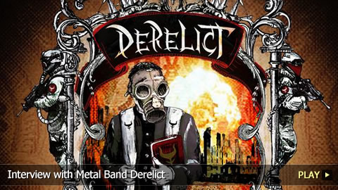 Interview With Metal Band Derelict