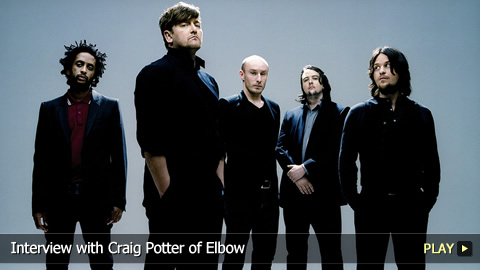Interview With Craig Potter of Elbow