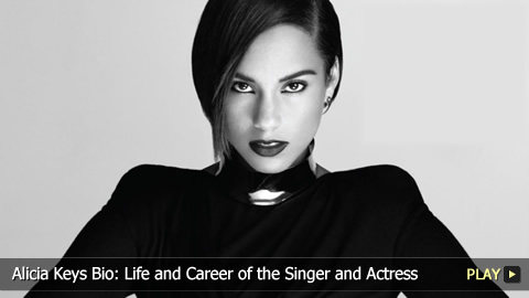 Alicia Keys Biography: Life and Career of the Singer and Actress
