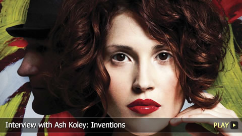 Interview with Ash Koley: Inventions