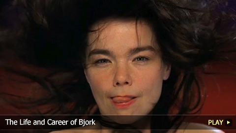 The Life and Career of Bjork