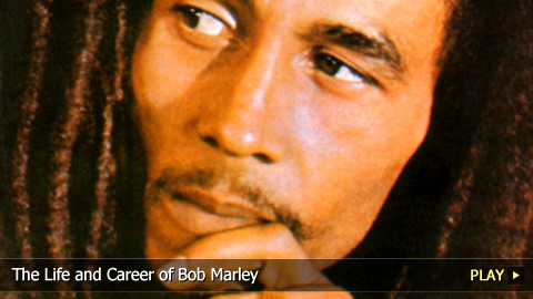 The Life and Career of Bob Marley