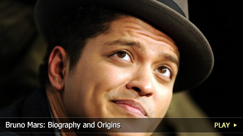 Bruno Mars: Biography and Origins