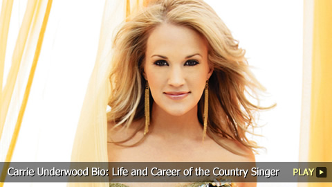 Carrie Underwood Bio: Life and Career of the Country Singer