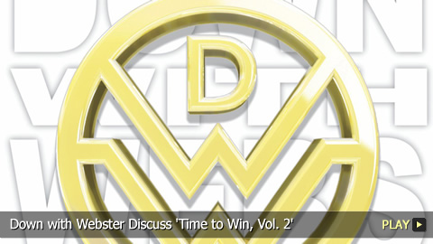 Down with Webster Discuss 'Time to Win, Vol. 2'