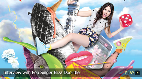 Interview with Pop Singer Eliza Doolittle