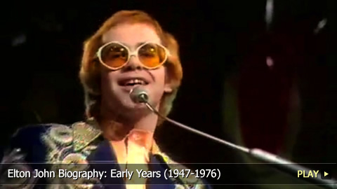 Elton John Biography: Early Years (1947-1976)
