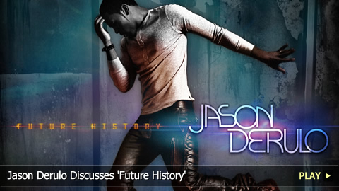Jason Derulo Discusses 'Future History'