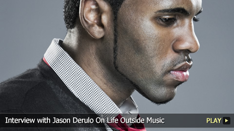 Interview With Jason Derulo On Life Outside Music