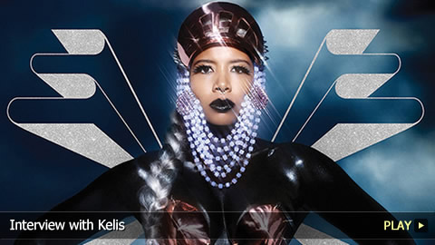 Interview With Kelis
