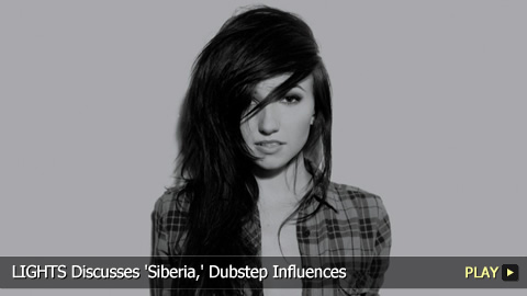 LIGHTS Discusses 'Siberia,' Dubstep Influences