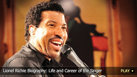 Lionel Richie Biography: Life and Career of the Singer