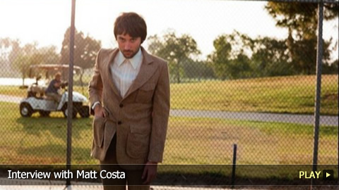 Interview with Matt Costa