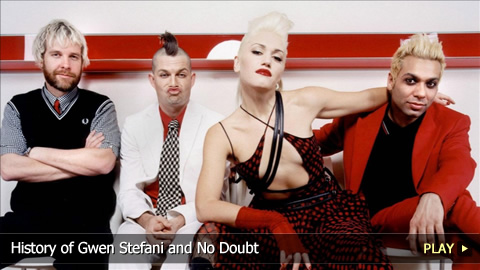 History of Gwen Stefani and No Doubt: Profile of the 'Just A Girl' Band