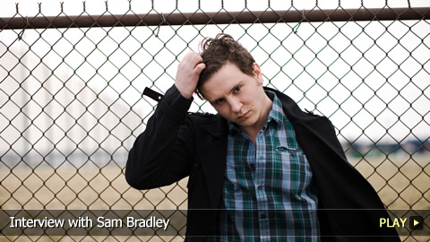 Interview With Sam Bradley
