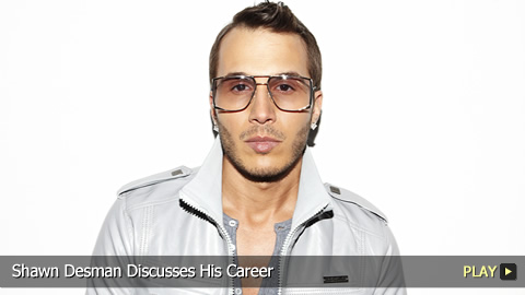 Shawn Desman Discusses His Career