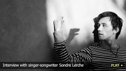 Interview with singer-songwriter Sondre Lerche
