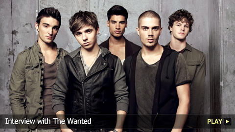 Interview with The Wanted