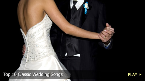 Top 10 Classic Wedding Songs